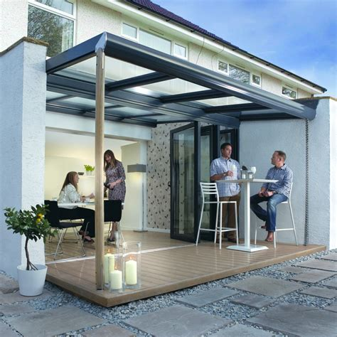 patio definition outdoor glass house
