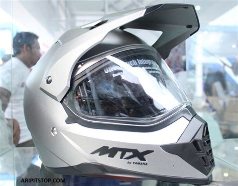 Helm Yamaha Mtx 25 aripitstop 187 expresikan jiwa bebas mu dengan helm mtx 25