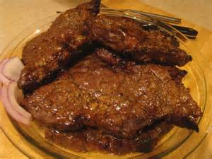 grilled chuck steak recipe food com