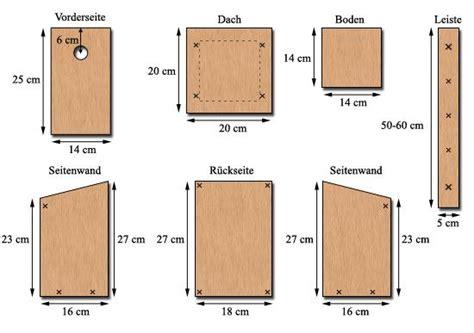 Nistkasten Selber Bauen Einfach 2762 by Nistkasten Und Nisthilfe F 252 R H 246 Hlenbr 252 Ter Meise