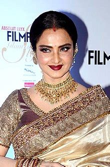 film actor rekha age rekha wikipedia