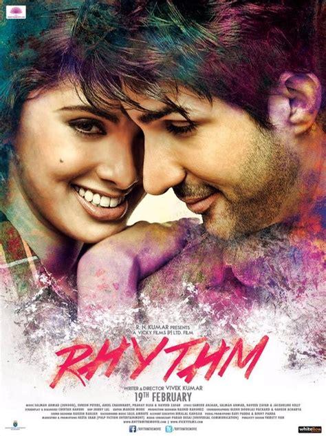 film india romance adeel chaudhry rinil routh s rhythm movie poster photos