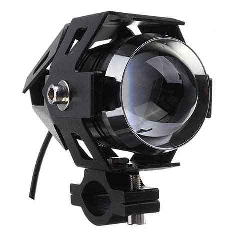 Motorcycle Light by U5 Motorcycle Led Headlight Waterproof High Power Spot