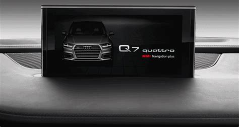 Audi Connect Nachr Sten by 2016 Audi Q7 Cabin Tech