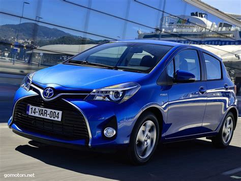 Toyota Ratings 2015 Toyota Yaris Review