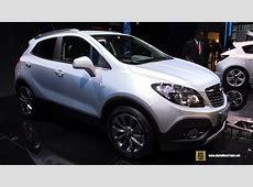 2015 Opel Mokka CDTi Diesel 4x4 - Exterior and Interior ... Cdti