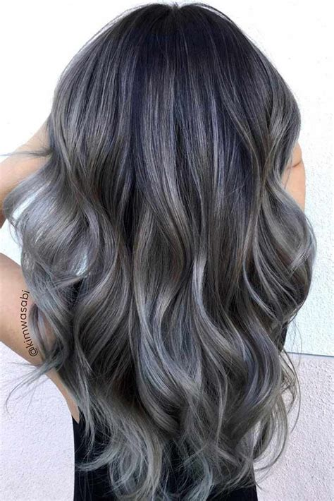 I Hello Color Gray the 25 best grey hair ideas on grey dyed hair