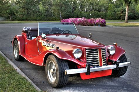 Replica Auto by Building A Kit Car Auto Museum