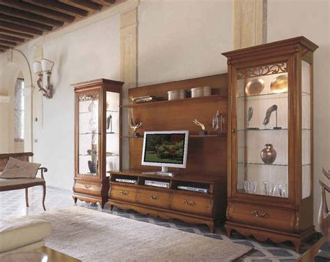 Room With Tv Casa Roma Mobila Italiana