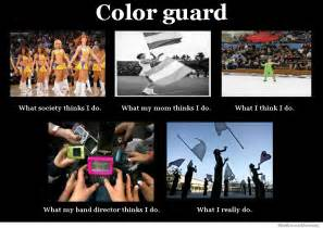 color guard memes color guard meme band and guard