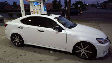 modified lexus is 350 lexus is 350 custom wheels vertini dynasty 19x8 5 et 35