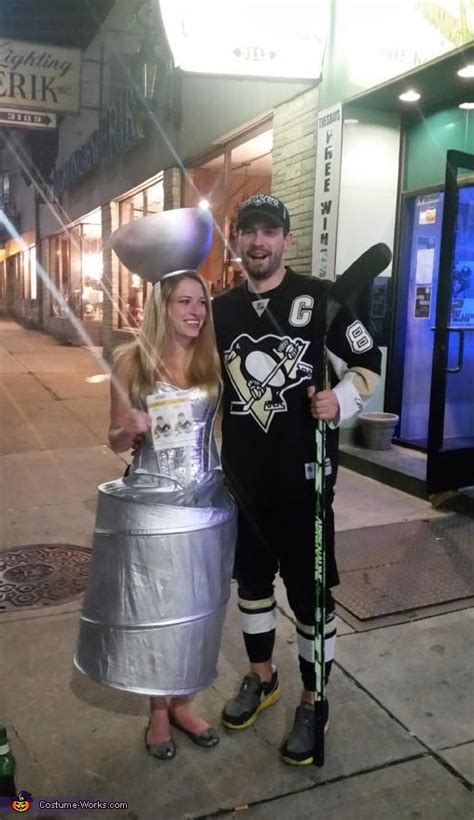 stanley cup  pittsburgh penguins player costume
