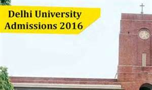 final cut pro jobs in delhi du admissions 2016 university announces the eighth and