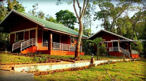 Sanctuary Cottages by Splendour Cottages Near Bhadra Sanctuary Homestay In