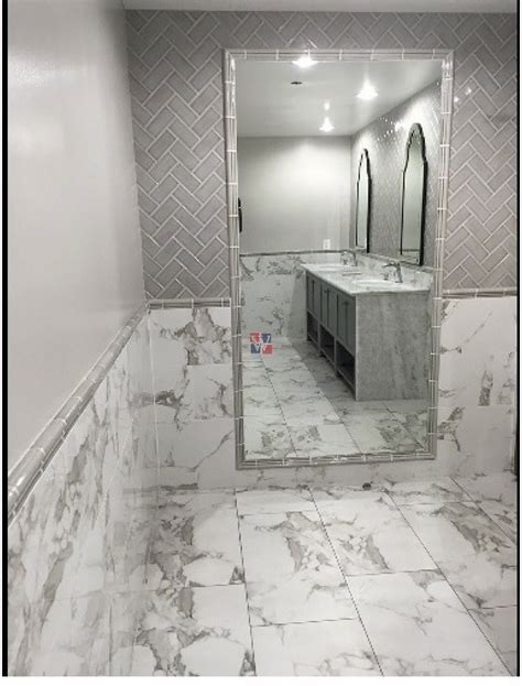 Pietra Statuario 16x32 Polished Porcelain   Wallandtile.com