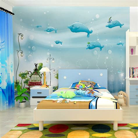 Wallpaper Kids Bedrooms | kids room stunning kids room wall paper modern design