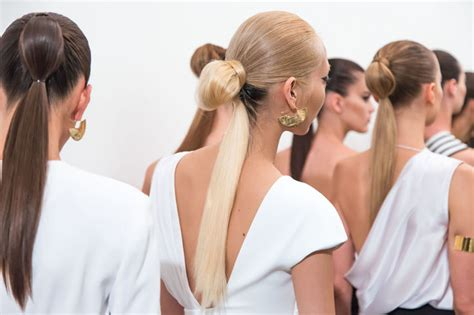 what is in hair spring and summer 2015 hair trends 2015 smashing ponytails hairstyles 2017