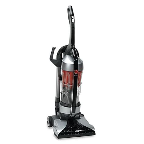 Vacuum Cleaner Maxhealth Ez Hoover Cyclone hoover 174 platinum cyclonic bagless upright vacuum bed bath beyond