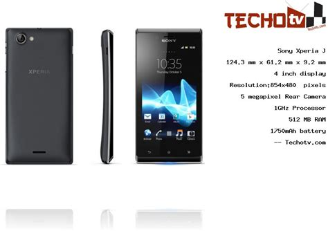 sony xperia j sony xperia j phone specifications price in india