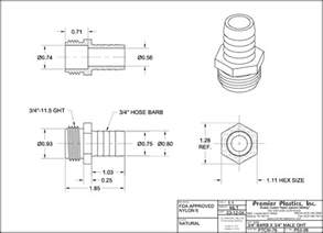 Garden Hose Thread Dimensions Standard Garden Tap Size Us Diyxchanger Queryxchanger