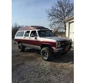 1990 Chevy Suburban High Top Conversion For Sale