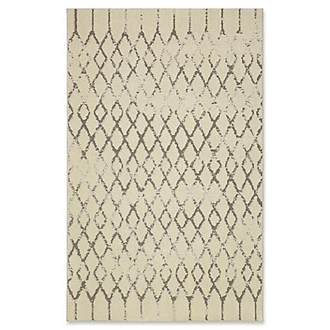 bed bath and beyond carlsbad nomad carlsbad area rug in grey bed bath beyond