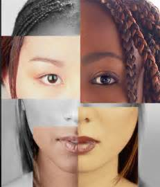 why does one person where a different color in skin color is only skin human dna vs reptilian dna