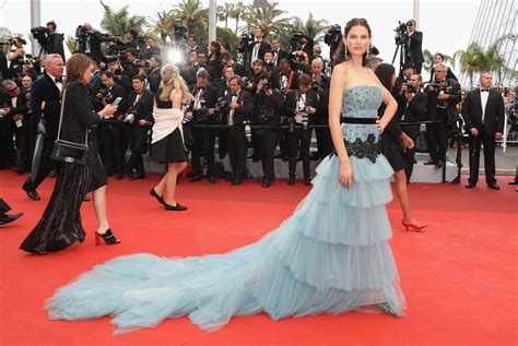 bianca balti red carpet 2018 cannes film festival 2016 celebrity hairstyles