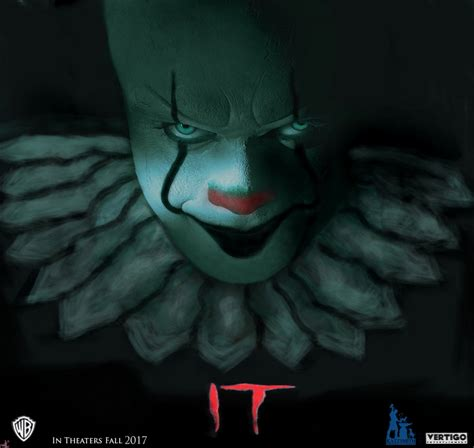 Horor It it 2017 poster by snake powerforce all things