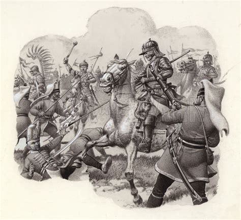 who were the ottoman turks polish cavalry battle turkish janissary regiments at