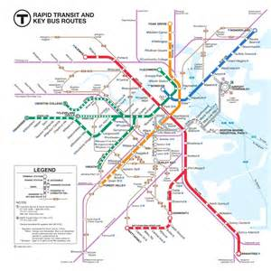 Light Rail Nj Schedule Railroad Net View Topic Mbta Launches New Map Initiative