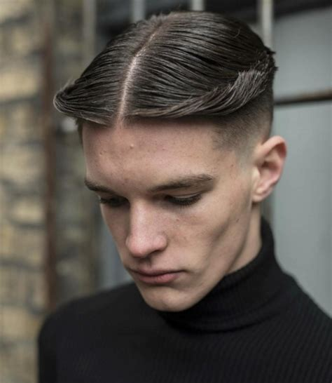 middle part haitstyle for men hairstyles february 2016 men s fashion ireland