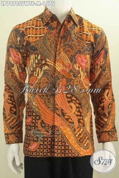 Size Baju Executive baju batik istimewa untuk pejabat dan executive pakaian batik mewah premium furing