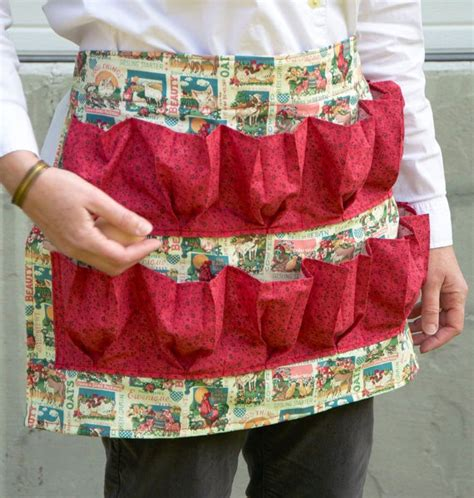 pattern egg gathering apron 12 to 48 eggs egg gathering apron 12 pockets by
