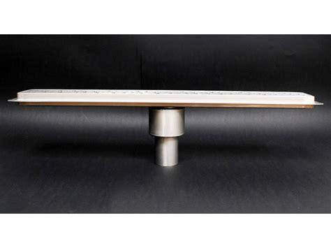 canalette doccia canaletta doccia con scarico verticale 1000mm