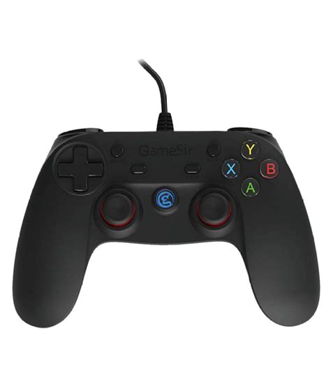 controller for android buy gamesir g3w controller for pc ps3 android wired black at best price in india