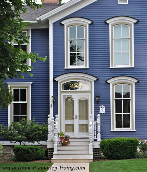 Beautiful Front Doors home tour in the historic district of naperville illinois