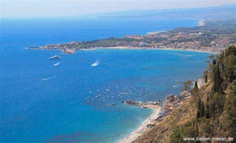 catania giardini naxos giardini naxos auf sizilien fotos info
