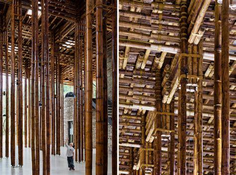 layout nghia là gì bamboo son la restaurant in vietnam by vo trong nghia