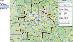 Atlanta Area Map by Pin Atlanta Metro Area Zip Code Map On Pinterest