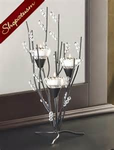 Candle Holder Centerpiece Tree Tealight Candle Holder Centerpiece
