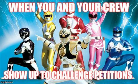 Power Rangers Meme Generator - power rangers imgflip