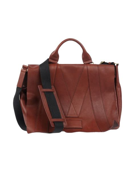 Marc Jacob Bag 1590 marc by marc underarm bags in brown for lyst