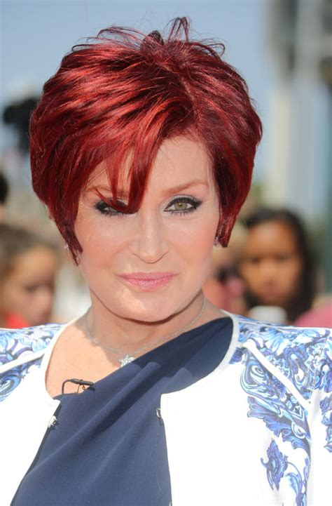 sharon osbourne hairstyles sharon osbourne hairstyle on x factor to download sharon