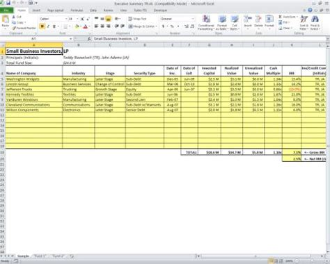 business development tracking template the pre screening process the u s small business