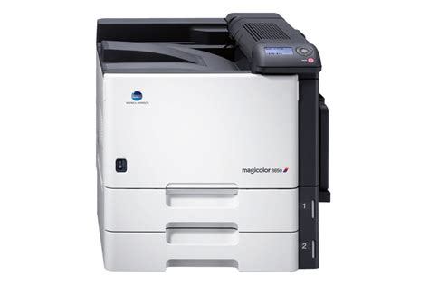 Printer A3 Konica Minolta konica minolta magicolor 8650dn review great a3 printing