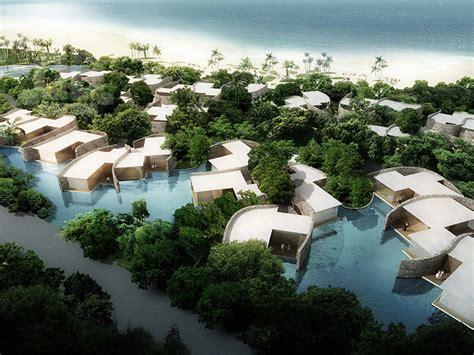 Designboom Resort | as architecture studio designs vernacular sanya west