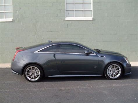 used cadillac cts coupe 2010 sell used 2010 cadillac cts v8 coupe 54k lingenfelter