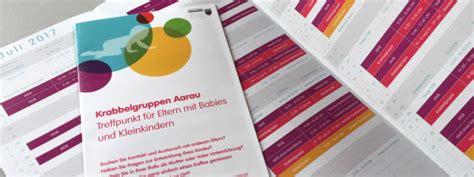 Kalendář 2018 Svátky Grafik Design Aarau Design Print Promo