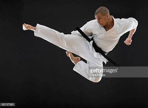 the dynamics of a black belt karate by jesse black belt stock photos and pictures getty images